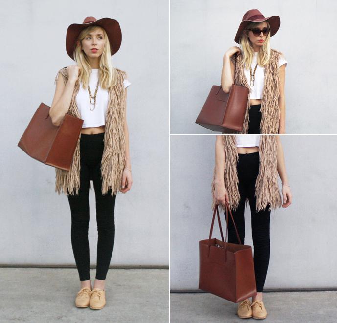 Sound of beauty style - styling tips boho DONE