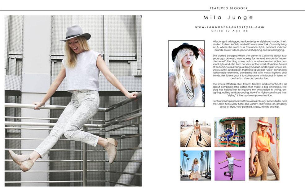 2.2. Tred Magazine