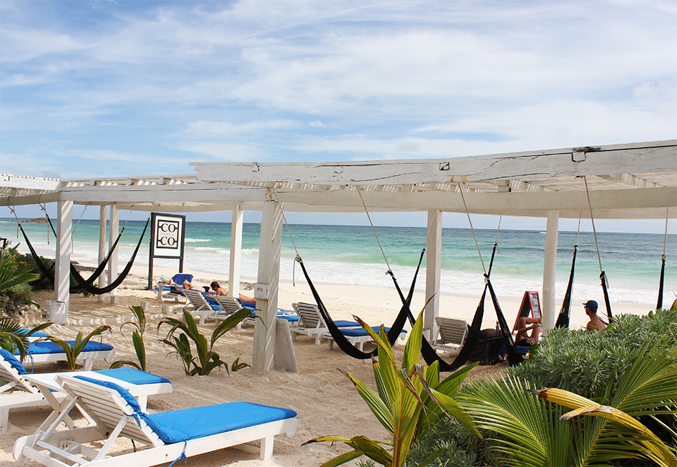 4. Tulum Sound of Beauty Coco tulum beach