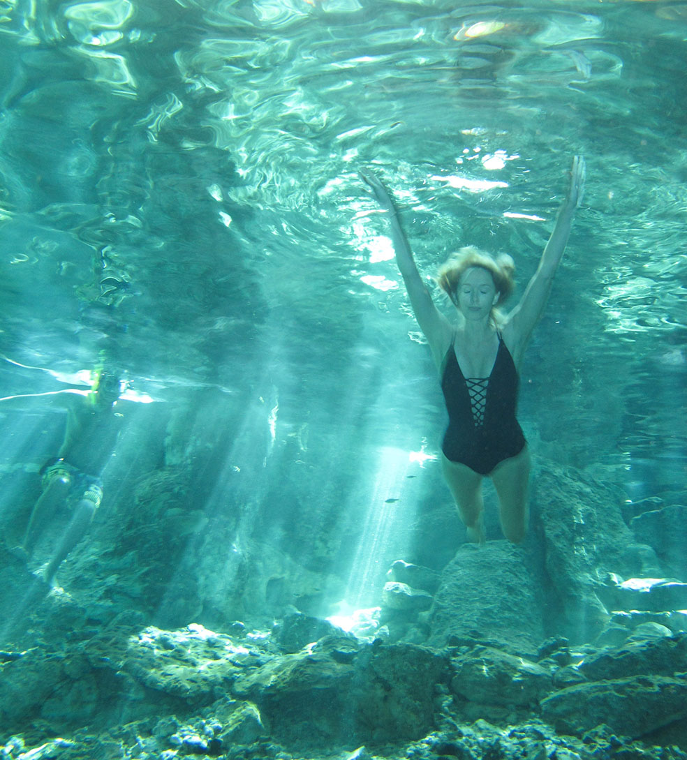 8 . Tulum Sound of Beauty Cenotes