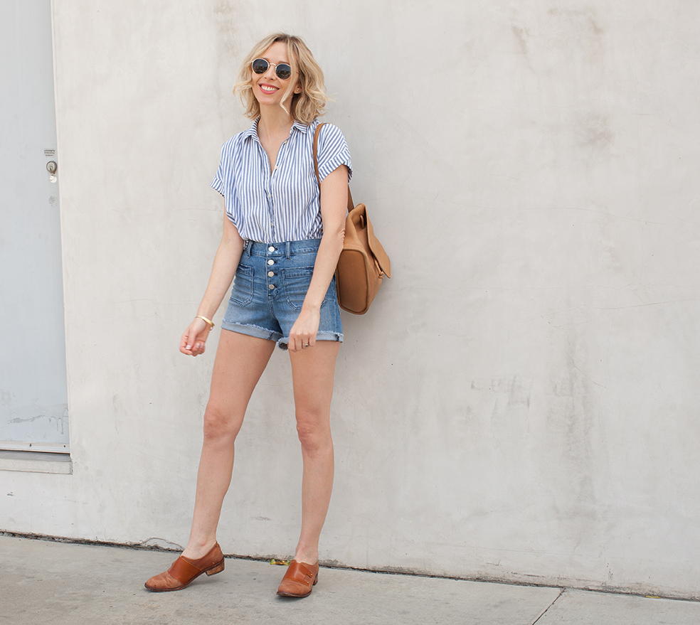 1. Sound of Beauty Style - Madewell look