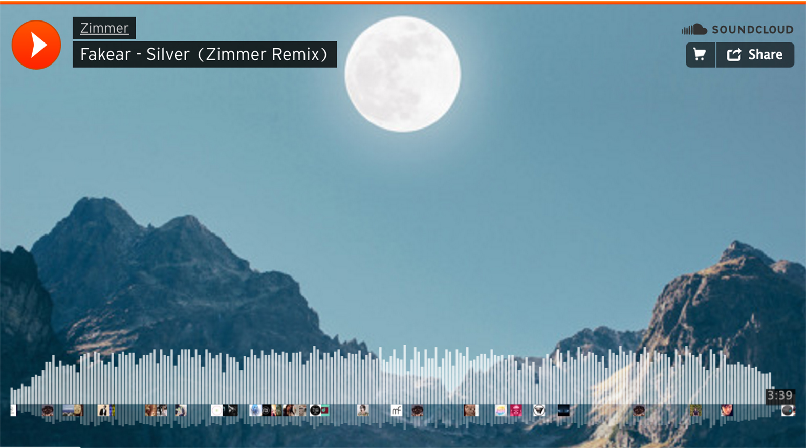 Fakear - Silver ( Zimmer Remix)